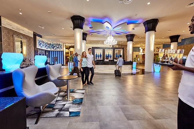 Hotel Riu Paradise Island